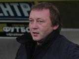 Владимир Шаран: «Динамо» обязано обыгрывать «Тун»
