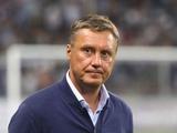 Александр Хацкевич: «Не хватает лидера на поле...»