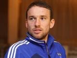 Андрей БОГДАНОВ: «Очень хотел попасть в сборную Украины»