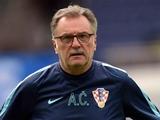 Анте ЧАЧИЧ: «Я не должен болтать на каждом углу о составе на матч с Украиной»