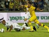 Матч «Панатинаикос» — «Маккаби» дважды прерывался из-за беспорядков на трибунах