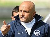 Лучано Спаллетти: «Тимощук в среду играть не будет»