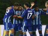 «Динамо» уверенно обыгрывает «Мюнхен 1860»
