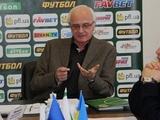 Милетий Бальчос: «От меня требуют запретить матчи в Армянске. Глупости!»