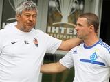 ФОТОрепортаж: тренировка «Динамо» на «Арене Львов»