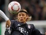 Тимощук сыграл за «Баварию» в дебютном матче сезона
