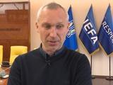 Олег ПРОТАСОВ: «Создание Национальной футбольной лиги должно дать толчок развитию футбола в нашей стране»