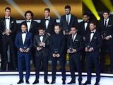 В символической сборной года — только «испанцы»