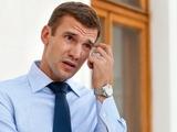 Андрей ШЕВЧЕНКО: «У Сергея Реброва большое тренерское будущее»
