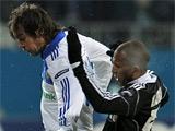 «Динамо» — «Бешикташ»: стартовые составы команд
