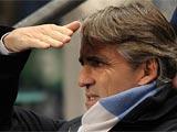 Манчини еще надеется выиграть чемпионат