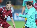«Рубин» — единственная команда в Лиге чемпионов-2010/11, которая ни разу не забила с игры