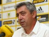 Александр Севидов: «Мы не смогли заполнить заявку на матч с «Вересом»