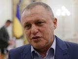 Игорь СУРКИС: «Нам нужны победы, чтобы мы могли гордиться своей страной»