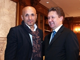 «Газпром» пообещал Спалетти еще денег