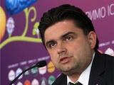 Маркиян Лубкивский: «Украина имеет шансы на Евро-2020»