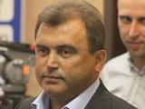 Игорь Суркис поздравил с юбилеем Вадима Евтушенко