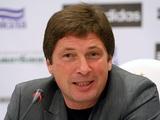 Бакалов может возглавить солигорский «Шахтер»