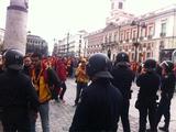 Болельщики «Галатасарая» устроили беспорядки в центре Мадрида
