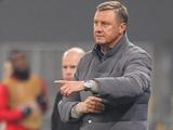«Динамо» провело лучший матч в еврокубках под руководством Хацкевича (ГРАФИК)