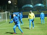ФОТОрепортаж: открытая тренировка сборной Украины