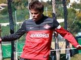 Огнен Вукоевич: «Мне очень понравилась первая тренировка в «Спартаке»