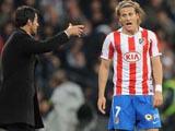 Форлан: «Из всех тренеров, с которыми я работал, конфликтовал только с Флоресом»