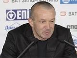 «Заря» — «Черноморец» — 0:2. После матча. Чанцев: «Я за всё это отвечаю. Но так играть...»