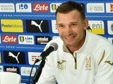 Андрей Шевченко: «Надеюсь, сборная Украины завтра покажет, как действительно умеет играть»