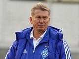 Олег Блохин: «Сегодня доработали, хотя по такому полю тяжело показать хороший футбол»