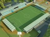 В марте 2011 года «Севастополь» получит практически новый стадион