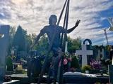 Завтра в Киеве состоится торжественное открытие памятника Андрею Гусину