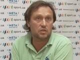 Олег Орехов: «К удалению Блохина привела желтая карточка Ярмоленко за симуляцию, которой не было»