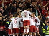 ЧМ-2018, плей-офф: Ирландия — Дания — 1:5 (ВИДЕО)