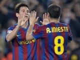 Андрес Иньеста: «Роналду – великий игрок, но лучший – Месси»