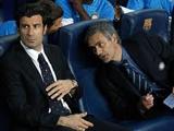 Фигу отказался помогать Моуринью в «Реале»