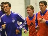 «Динамо» возобновило тренировки
