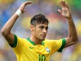 Неймар покинул тренировку сборной Бразилии после стыка с Паулиньо