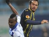 «Динамо» заканчивает год ничьей с «Маккаби» и выбывает из Лиги Европы (ФОТО, ВИДЕО)