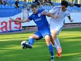 Первая лига. «Динамо-2» сыграло вничью с «Николаевом» и продолжает лидировать