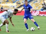 Виктор Цыганков — лучший игрок матча «Динамо» — «Десна»