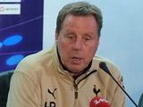 Харри Реднапп: «Не думаю, что Павлюченко отказался перейти в «Зенит»
