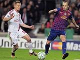 «Барселона» — «Милан» — 3:1. После матча. Аллегри: «При равном счете «Барсе» повезло»