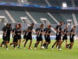 «Боруссия» прибыла в Киев в составе 21 футболиста