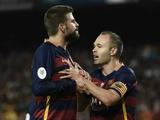 Херард Пике: «Уменя нет сомнений, что Иньеста продлит контракт с«Барселоной»,