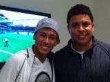 Роналдо посоветовал Неймару «Реал»