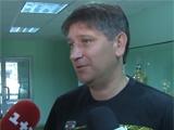 Сергей Ковалец: «У «Динамо» нам еще учиться и учиться»