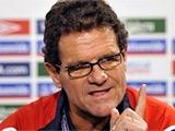 Капелло намерен отработать контракт со сборной Англии до конца