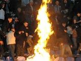 Фанаты «Ювентуса» подожгли стадион