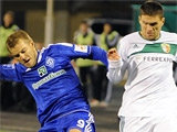«Ворскла» — «Динамо» — 1:2. Отчет о матче